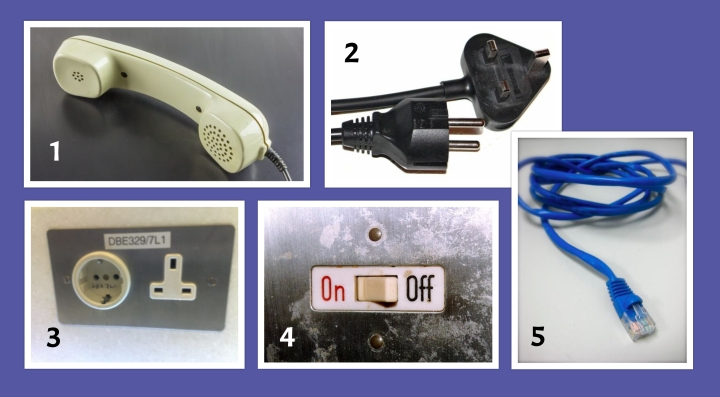 Photos 1-5 of electrical equipment